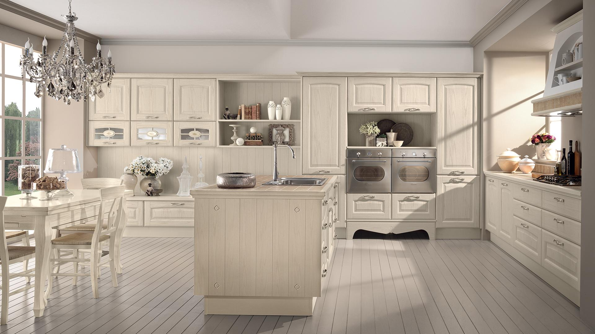 Classic Kitchen Collection Euro Interior Collection